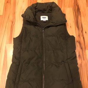 Old Navy Puffer Vest, XS
